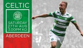 Secure your tickets for Saturday v Aberdeen