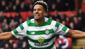 Sinclair hat-trick sees Celts come out on top against Aberdeen
