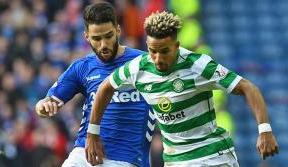 Celtic suffer derby defeat