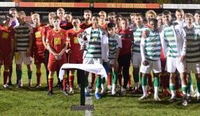 Young Celts Maintain Hold On Jock Stein Friendship Cup