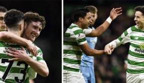 Celtic Academy stars shine in table-topping win against Motherwell