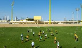 Dubai Diary: Sunshine Celts working hard for a return to action