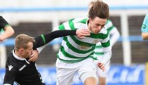 Young Hoops head to Easter Road for cup clash