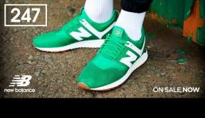 Celtic FC x NB 247 – new limited edition trainers on sale now