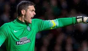 Craig Gordon: Europa League job not done