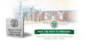 Pave the Path to Paradise with your own piece of Celtic history