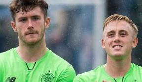young Celts in Scotland Under-21 squad for Netherlands match