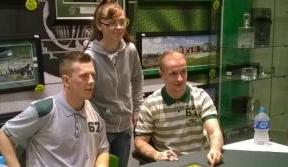 McGregor and Griffiths take centre-stage at club store