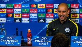 Pep Guardiola relishing his first taste of Paradise