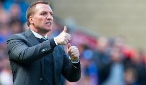 Brendan Rodgers looks ahead to final game against Glasgow rivals