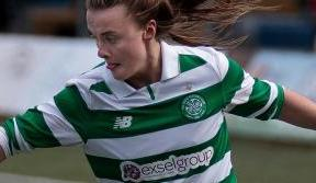 Derby disappointment for Celtic Women's team