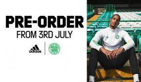 adidas x Celtic training wear revealed. Available to pre-order Friday, July 3