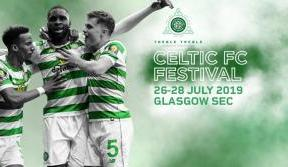 There's a lot to look forward to at the celtic fc festival