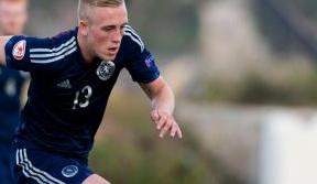 Young Celts called up for Scotland duty