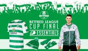 Get your cup final weekend essentials now!