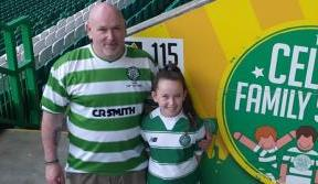Family Stand the perfect choice for father and daughter from Broxburn