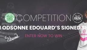 Win an Odsonne Edouard signed shirt