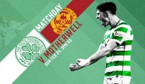 Buy online and print at home for Celtic v Motherwell