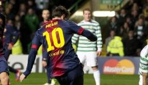 Lionel Messi: Celtic Park has the best atmosphere in Europe