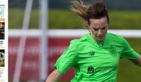 Celtic Women's team are focused on cup test against Saints