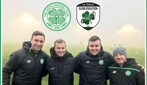Celtic Soccer Academy delighted with Stateside awards