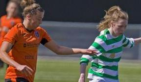 Celtic Ghirls lose out to City in league clash