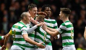 Hayes on target as dominant Celts sweep aside Aberdeen