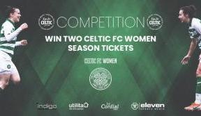Win two Celtic FC Women Season Tickets