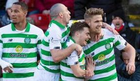 Celtic triumph at Pittodrie to extend lead at the top