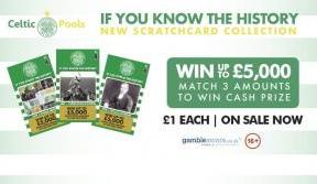 'If you know the history' – new Pools scratchcards on sale now