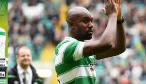 Carlton Cole's goal for the Hoops
