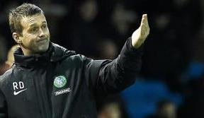 Manager's pride as brave Bhoys exit Europe