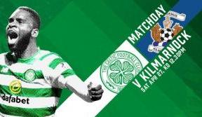 Celtic v Kilmarnock: Last chance to see Celts at Paradise this season