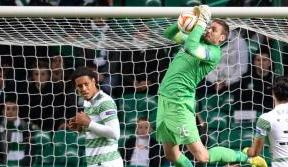Matthews impressed by Celtic's new No.1