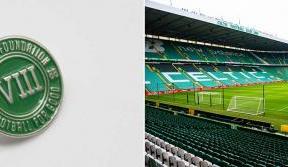 Celtic fc foundation badge day set for trophy day
