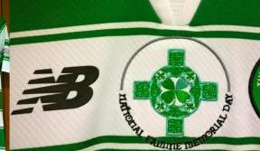 Celtic remembers The Great Hunger