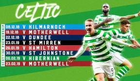 Plan ahead and cheer in the Celtic new year – 2019 tickets on sale