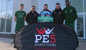 Celtic Soccer Academy & PE5 Sports Tours kick off with coach education event
