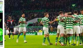 In this week's Green for Glow Celtic View