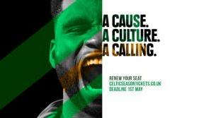 Renew your season tickets online now with My Celtic Network