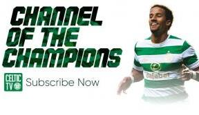 Tune into Celtic TV for Hibernian clash