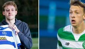 Luke Donnelly joins Greenock Morton on loan