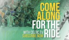 Celtic TV registration to close 30 minutes before kick-off