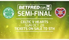 Buy online for League Cup semi-final – tickets on sale now to STH