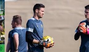 Craig Gordon's praise for young Celtic goalkeeper