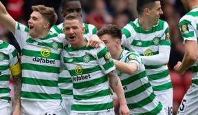 Celtic blitz their way to Scottish Cup final with win over Aberdeen