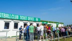 Ticket Office change of trading hours