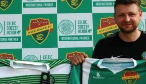 Celtic announce new Club Partnership in India