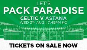 Enjoy Matchday hospitality for Celtic v FC Astana