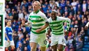 The return to action in this week's Celtic View